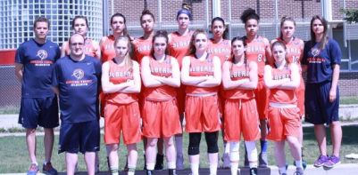 Team 17U Girls 1